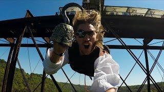 GoPro: Walk the Plank Bungee Jump with Collin Harrington