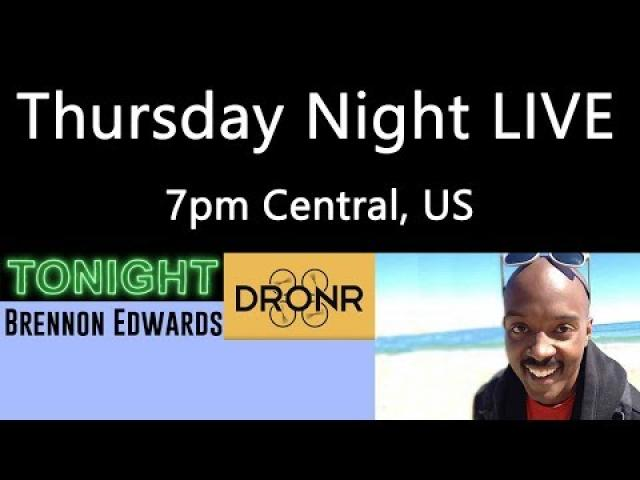 Ken Heron - TNL (Show #84) Brennon Edwards and Osmo Pocket filters Giveaway