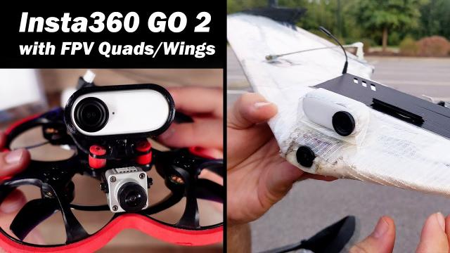 Best Settings for the Insta360 GO 2 - FPV Drones/Wings