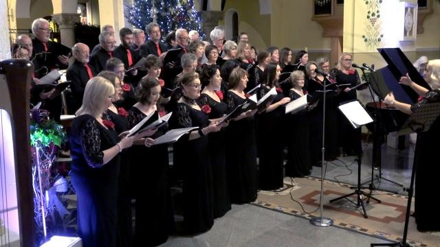 Twentieth Annual Ecumenical Carol Service Church of the Sacred Heart Carndonagh