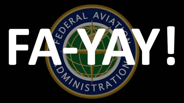 BREAKING NEWS - FAA soon to allow NIGHT flying and OVER people - KEN HERON