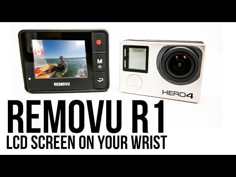 Removu R1 - The Better Remote For Your GoPro
