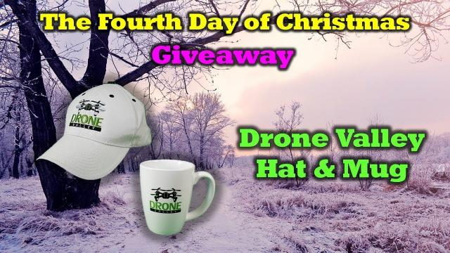 Drone Valley Goodies -  Day 4 of the 12 Days of Drone Valley Christmas Giveaways