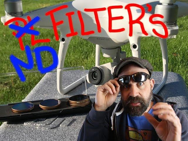 Whats the difference between ND Filters & PL Filters? ????‍♂️ //#MAIL 48
