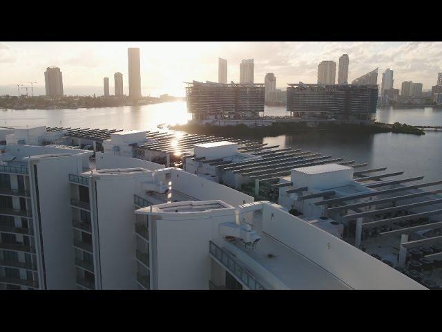 Flying Over Echo shot on DJI Inspire2 X5s