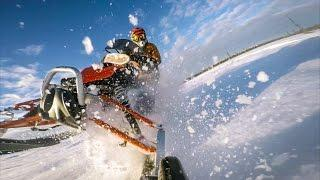 GoPro: The Last Frontier - Snowmobiling in Alaska
