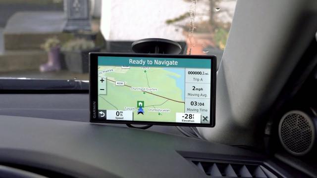 Garmin DriveSmart 55 MT S 5 5 Inch Sat Nav