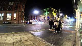 GoPro Hero 3   Black Edition   NightLapse In Newcastle