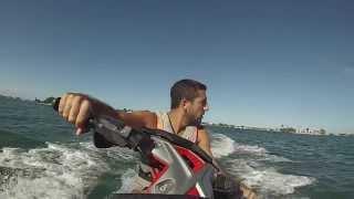 GoPro - Jet Ski - Miami Beach