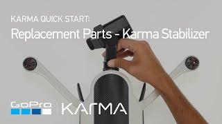 GoPro: Karma Replacement Parts - Karma Stabilizer