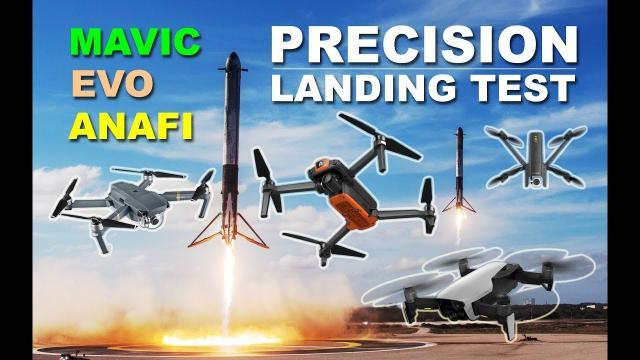 Litchi Waypoint Precision Test - DJI Mavic Pro Phantom Inspire Spark