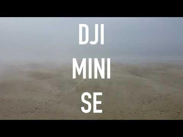 DJI MINI SE 2.7K AMAZING!