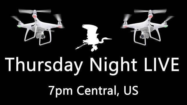Ken Heron - TNL (Show #43) Ready Set Drone - HD Re-Post