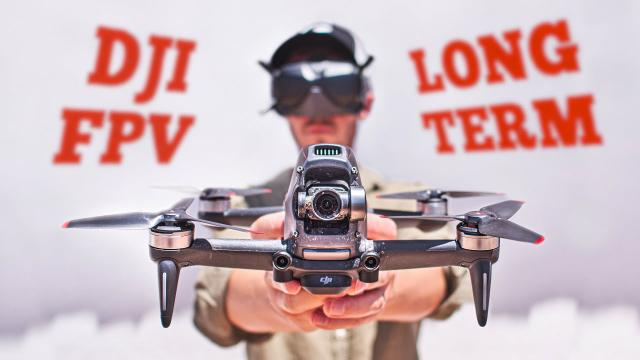 DJI FPV AFTER THE HYPE // DO YOU TRUST YOURSELF WITH THIS CRAZY DRONE?! ????
