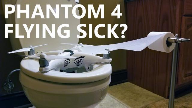 FIX for DJI Phantom 4 flight Issues - VPS Calibration - KEN HERON