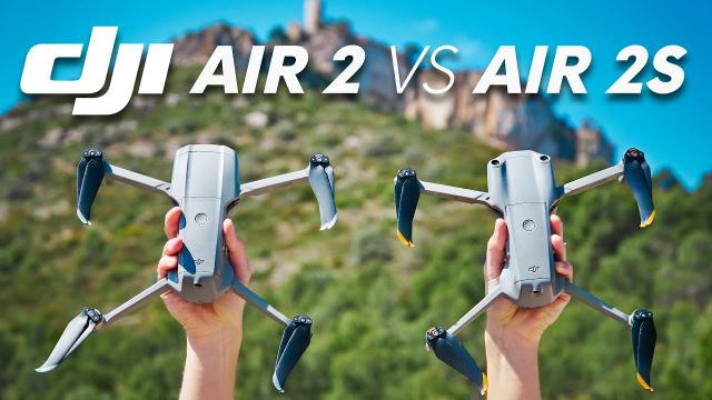 DJI AIR 2S vs MAVIC AIR 2 | Worth upgrading? Should you buy it?