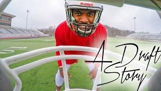 "GoPro Football: ""A Draft Story"" Tyvis Powell Day 2 
