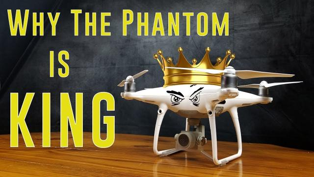 Why the Phantom Drone is KING (GPC Case Giveaway) KEN HERON