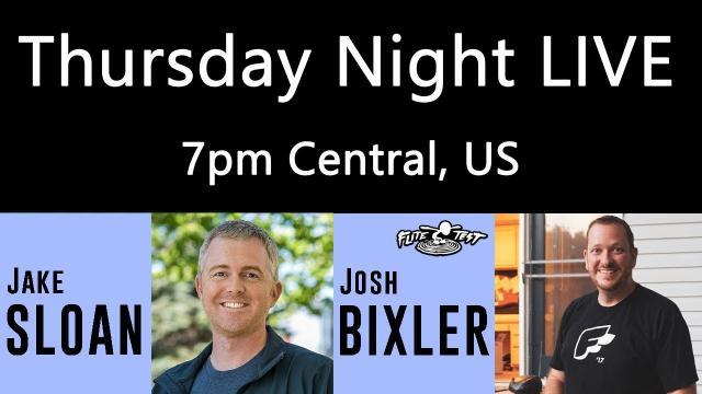 TNL (Show #215) Josh Bixler from Flite Test (FIXED)