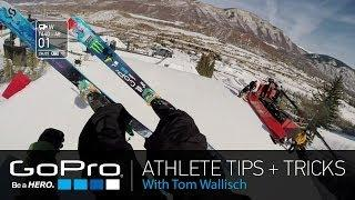 GoPro Athlete Tips and Tricks: Helmet Mounting and GoPro App with Tom Wallisch (Ep 5)