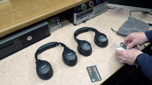 Mpow Active Noise Cancelling Headphones