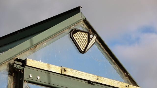 Solar Lights Outdoor,  102 LED  Motion Sensor Security Lights