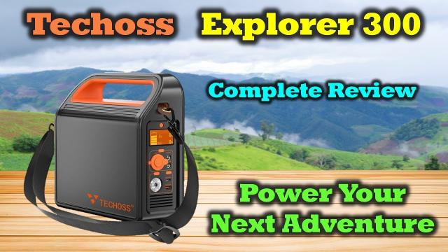 Techoss Portable Power Station Review