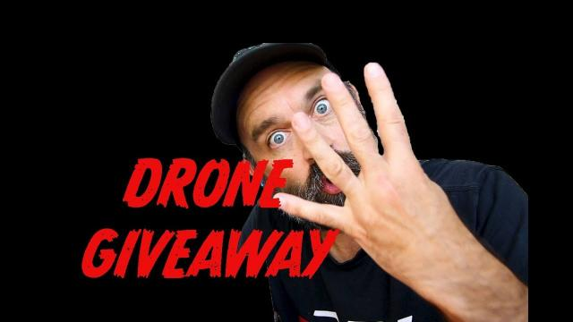 I've got 4 drones to give away.. who wants them?