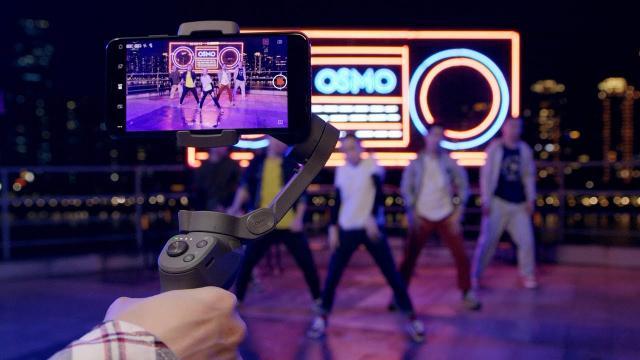 DJI - Osmo Mobile 3 - Foldable Fun