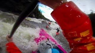 GoPro: Whitewater Grand Prix Boater-X