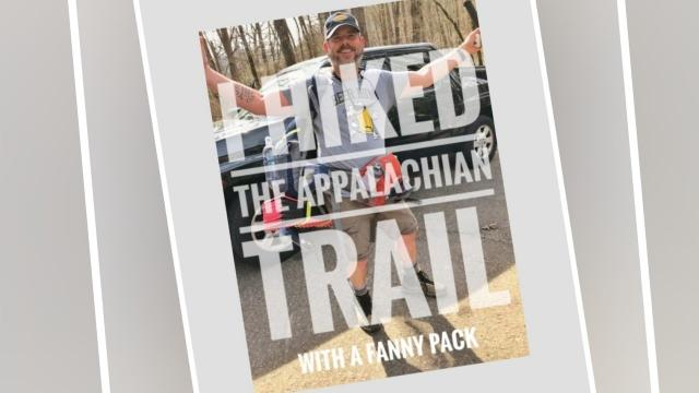 Hiking the Appalachian Trail with a Fanny Pack