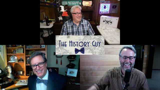The History Guy Interview (Lance Geiger) YouTube Creator advice