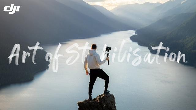 DJI RS 2 - The Art of Stabilisation