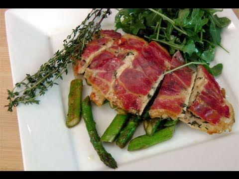 Prosciutto Chicken Recipe - By Laura Vitale - Laura In The Kitchen Episode 97