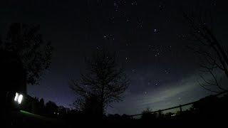 Gopro Hero 4 Silver   Night Lapse Time Lapse With Settings