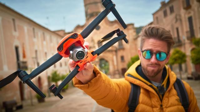 Autel Evo II Pro 6K Feelings Review - Soso Drone...