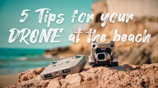 Watch THIS if you want to be a DRONE pro at the BEACH