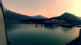 GoPro Alaska 1 Week Cruise Time Lapse