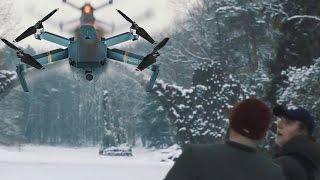 I CRASHED MY MAVIC PRO DRONE - EXPEN$IVE MISTAKE $$$