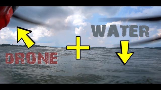 SWELLPRO SPLASH DRONE 3 - WHEN DRONES SWIM!
