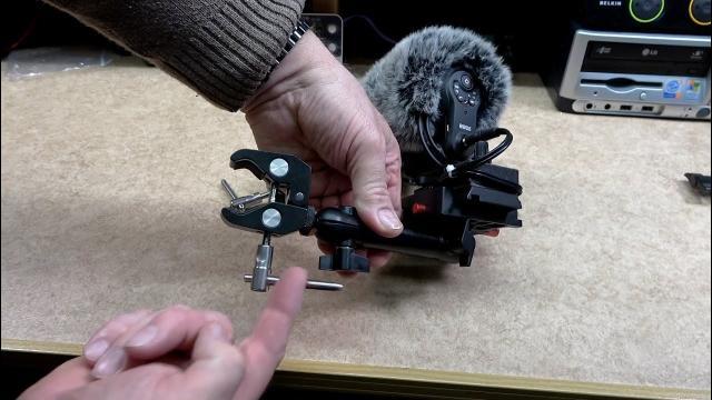 SMALLRIG Super Clamp Magic Arm Clamp