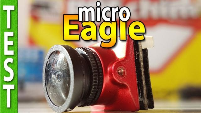 Runcam Micro Eagle - great image quality in micro size!