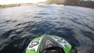 GoPro Jetski Kawasaki Ultra 300x - Lacs De L'eau D'heure 29/04/12