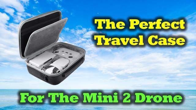 DJI Mini 2   Deluxe Travel Case Review