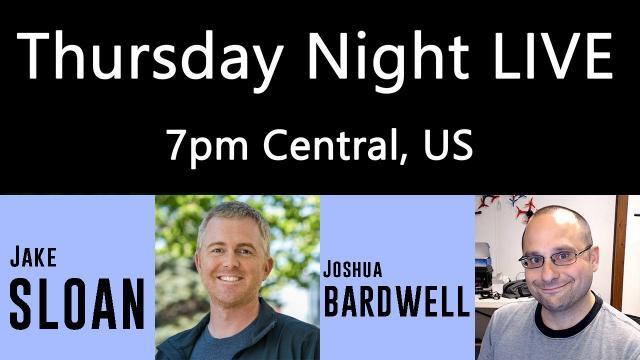 Ken Heron - TNL (Show #173) Joshua Bardwell