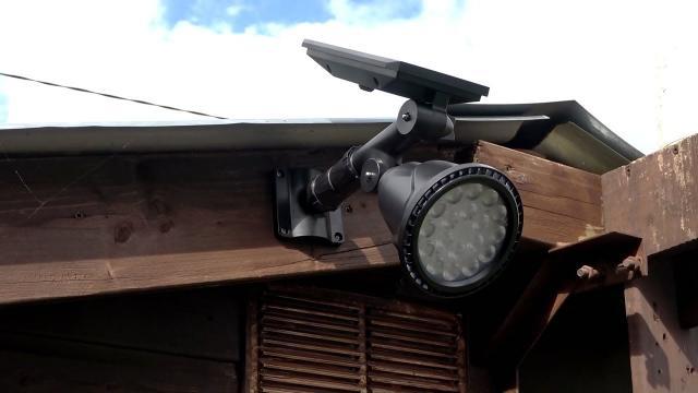 JSOT Solar Outdoor LED Lights