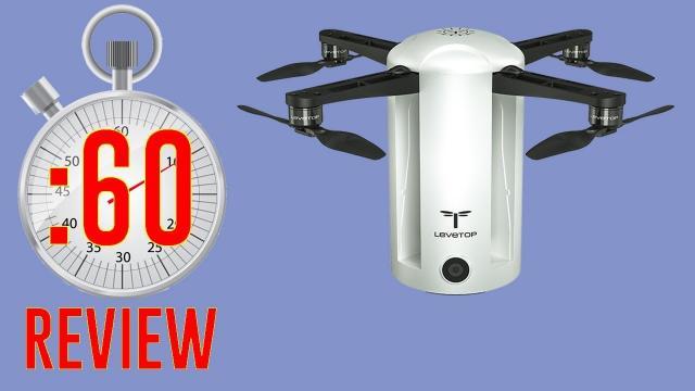 60-second Drone Review (Levetop T1) KEN HERON