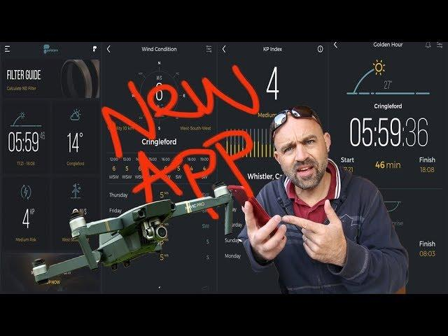 Every Drone Flyer NEEDS to get The NEW PolarPro App