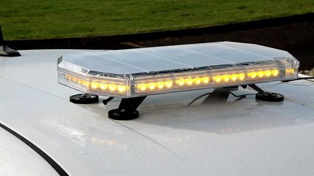 Car Emergency Warning Light 16 Flash Modes Recovery Strobe Light Bar