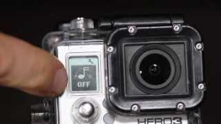 How To Turn Off The Sound Beep Beep - GoPro Tip #165